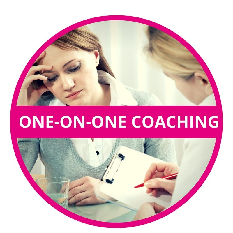 one on one weight loss coaching